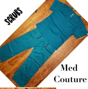 Med Couture scrub bottom